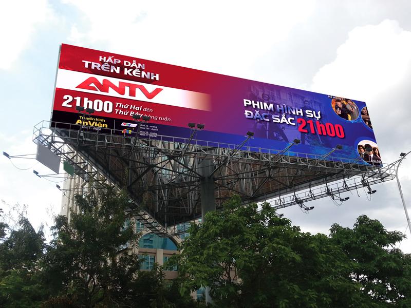 Billboard quảng cáo ngoài trời tại Sóc Trăng
