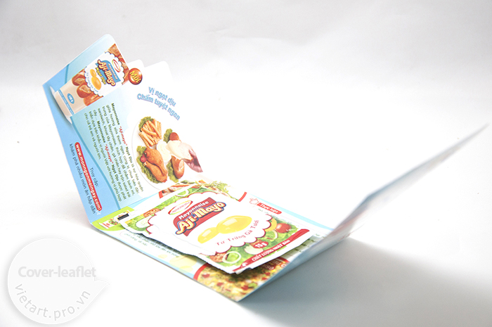 Thiết kế leaflet
